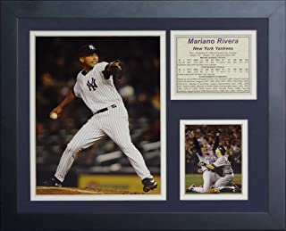 Legends Never Die Mariano Rivera Framed Photo Collage, 11x14-Inch