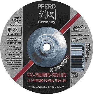 20//PK 3M 87153 Cubitron II Depressed Center Grinding Wheel 87153 Type 27 Quick Change 9 in X 1//4 in X 5//8-11 in //// 7100103313