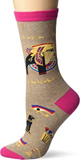 K. Bell Socks Women's Original Collection Novelty Casual Crew Socks