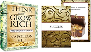 Think and Grow Rich Prosperity Cards (Tarcher Inspiration Cards)