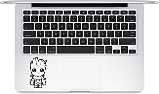 Cute Baby Groot (V2) From Guardians Of The Galaxy The Marvel Trackpad Keyboard Macbook Decal Vinyl Sticker Apple Mac Air Pro Laptop Sticker [並行輸入品]