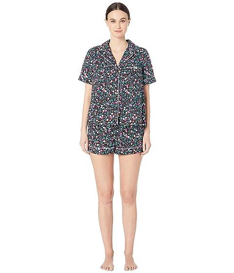 Kate Spade New York Cotton Lawn Short Pajama Set