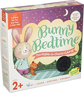 bunny bedtime game