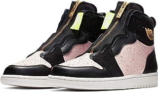 [ナイキ] レディース スニーカー Air Jordan 1 Zip High Top Sneakers [並行輸入品]