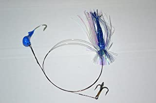 Blue Water Candy 33552 Dead Bait Rig, Blue Finish