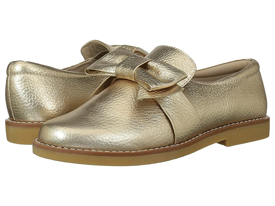 Elephantito Slip-in with Bow (Toddler/Little Kid/Big Kid) (Gold) Girl