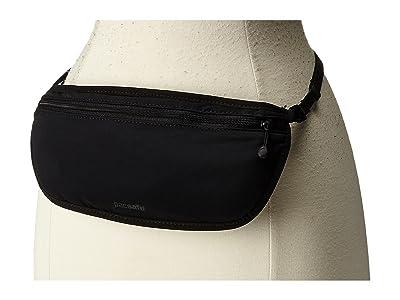 Pacsafe Coversafe S100 Secret Waist Band (Black) Wallet Handbags