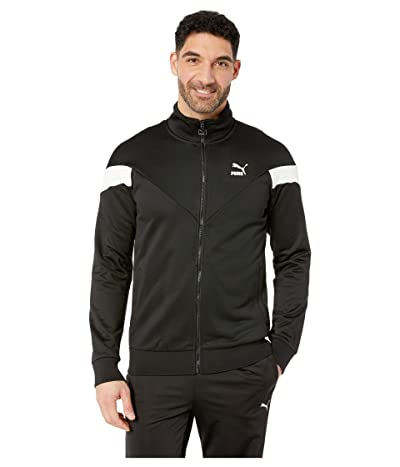 PUMA Iconic MCS Track Jacket (PUMA Black) Men