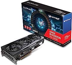 Sapphire 11305-01-20G Nitro+ AMD Radeon RX 6800 PCIe 4.0 Gaming Graphics Card with 16GB GDDR6