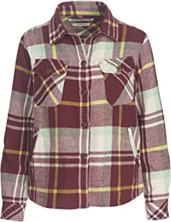Woolrich Women's Oxbow Bend Chunky Flannel Shirt Jac