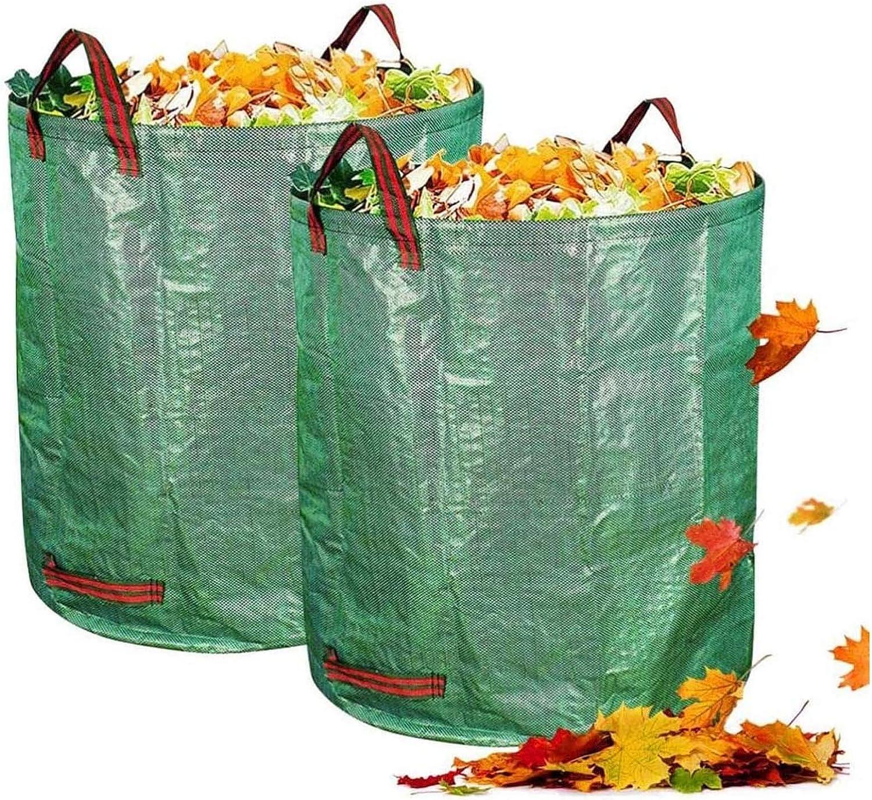 Garden Yard Waste Bags Sacks Bag Gallons Superlatite Reusable Le Houston Mall 72
