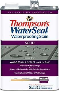 grey wood stain colors
