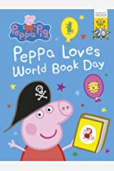 Peppa Pig: Peppa Loves World Book Day Kindle Edition