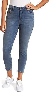 NINE WEST Women's Gramercy Skinny Crop Length Jean