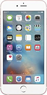 Điện thoại di động Apple – Apple iPhone 6S, 64GB, Rose Gold – For AT&T / T-Mobile (Renewed)