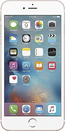 Apple iPhone 6S 64GB, Rose Gold Smartphone - GSM Unlocked (Refurbished)