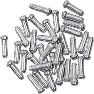 Details about  /20pcs Bicycle Ends Caps Crimps Ferrules Bike Shifter GearInner Cable Brake S2Y8