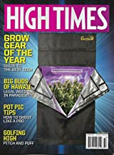 HIGH TIMES MAGAZINE OCT 2019 ISSUE GROW GEAR OF THE YEAR GUIDE TO THE BEST TECH
