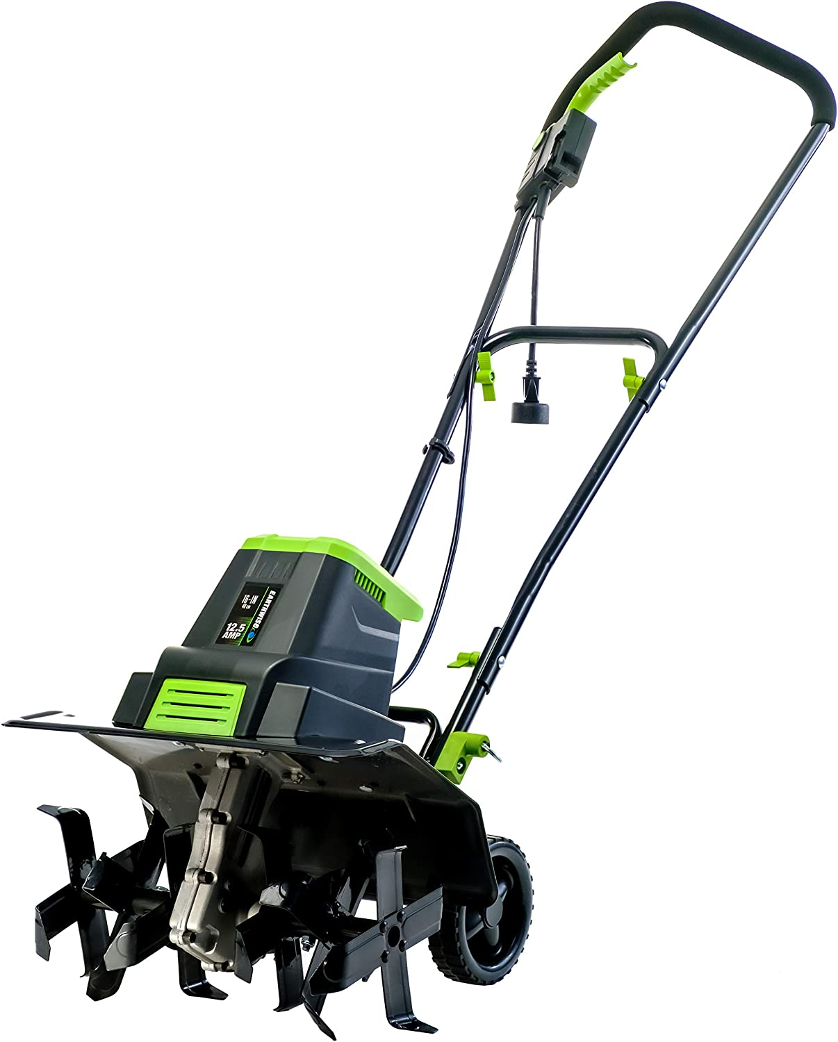 Earthwise Fort Worth Mall TC70125 sale 12.5-Amp 16-Inch Electric Tiller Corded Cultiv