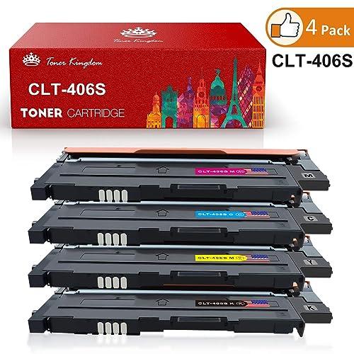 3x ECO Toner für Samsung Xpress C-460-FW C-467-W C-410-W