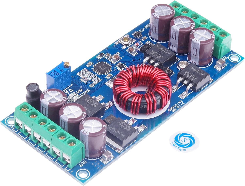 SMAKN LTC3780 DC Boost Buck Converter Solar Regulated Power 5.0V-32V to 0.8V-30V