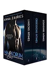 Mia & Korum (Toute la Trilogie des Chroniques Krinar) (Les Chroniques Krinar) Format Kindle