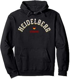 Heidelberg | Vintage Germany Heidelberg Pullover Hoodie