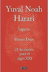 Obra completa: Pack con: Sapiens | Homo Deus | 21 lecciones para el siglo XXI (Spanish Edition) Kindle Edition
