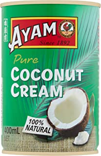 AYAM Premium Coconut Cream | 100% Pure | Gluten, Nut, Shellfish, Egg & Dairy Free | Suitable for Vegans | Great Taste | No...
