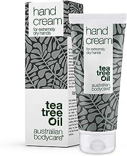 Australian Bodycare Hand Cream, 100ml | Krem do bardzo suchychych rąk | z 100% naturalnym Olejkiem z Drzewa Herbacianego |...