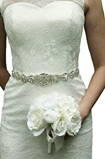 Best rhinestone bridal belt Reviews