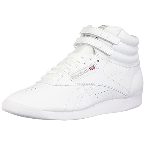 Reebok Womens Freestyle Hi Walking Shoe