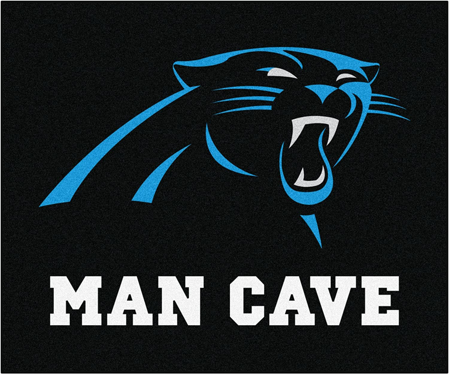FANMATS 2021 new 14279 NFL Carolina Panthers Cave Special price for a limited time Tai Man Nylon Universal