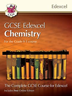 Grade 9-1 GCSE Chemistry for Edexcel: Student Book with Online Edition