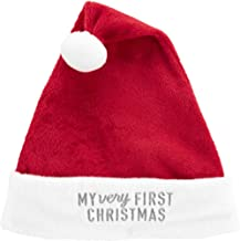 Carter's Baby My Very First Christmas Santa Hat