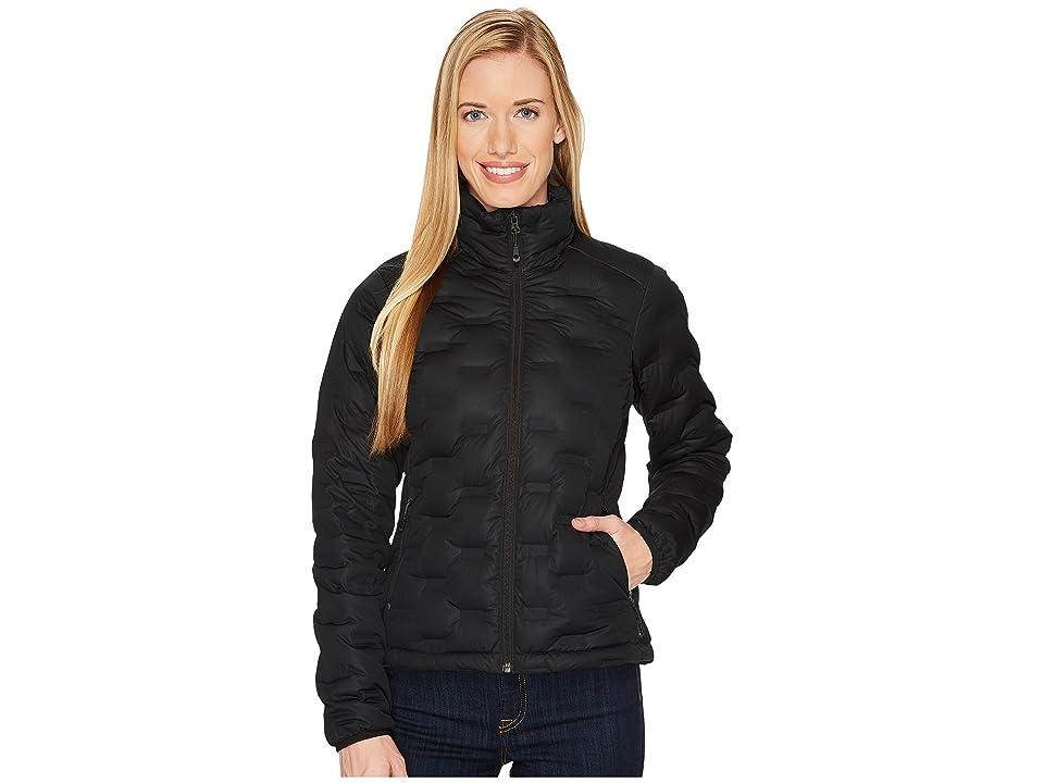 Mountain Hardwear StretchDown DS Jacket (Black) Women