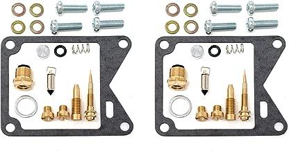 DP 0101-101 Carburetor Rebuild Repair Parts Kits (Set of 2) Fits Yamaha XV750 Virago 750 81-83