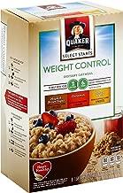 Quaker Fiber & Protein Instant Oatmeal Variety Pack, 12.1 Oz. (1 Per Order)