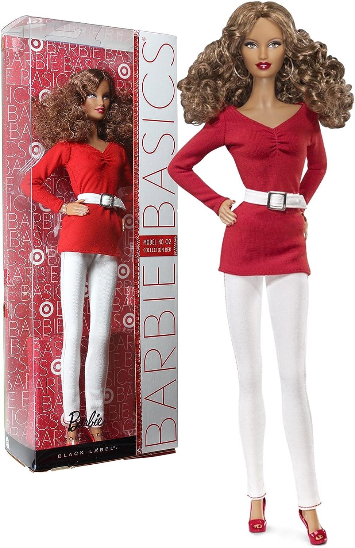 tienda de pescado para la venta Barbie 2011 2011 2011 Basics rojo 002  edición limitada