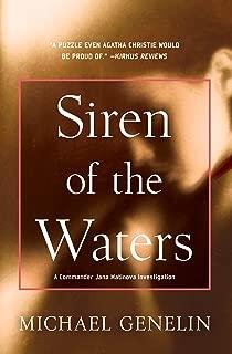 Siren of the Waters (A Commander Jana Matinova Investigation Book 1)