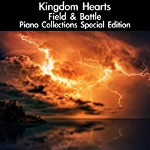 Kingdom Hearts Field & Battle Piano Collections Special Edition