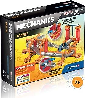 Geomag 772 Gravity Construction Set, 115-Pieces