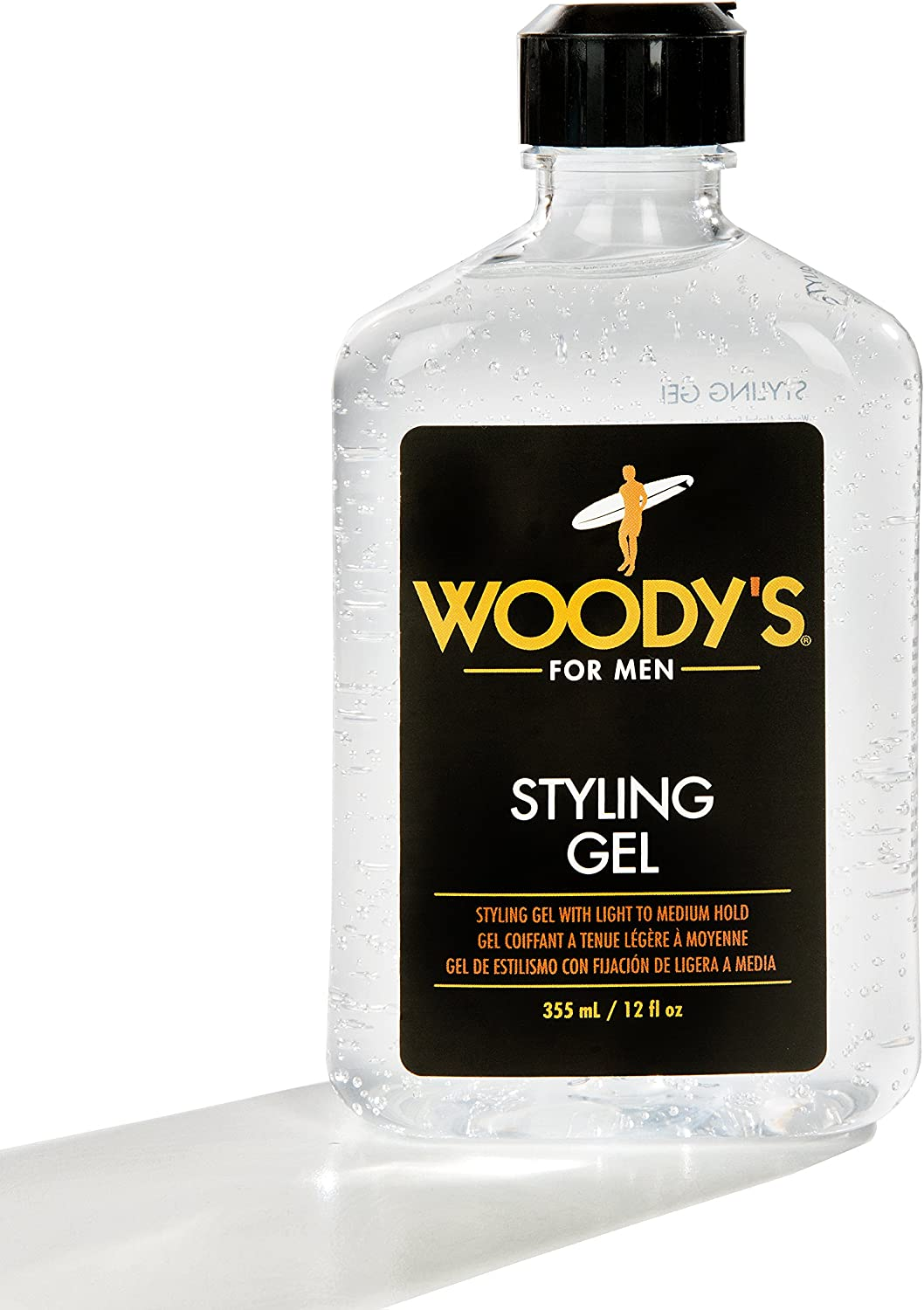 Woody's Styling Gel with Light to Hold - Max 55% OFF Quality Genuine Free Shipping Grooming Medium