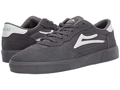 Lakai Cambridge (Grey Suede) Men
