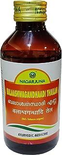 Nagarjuna Kerala Balaashwagandhaadi Thaila 200 ml x Pack van 6