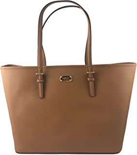 a3206519988a Michael Kors Jet Set Travel Acorn Large Carryall Tote (35T6GTVT3L)