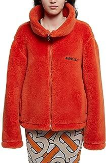 ambush Luxury Fashion Womens 12111849ORANGE Orange Outerwear Jacket | Fall Winter 19