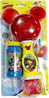 Light and Sound Bubble Wand - Mickey