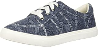 The Children's Place Kids Girls Canvas Low Top Lace Up FA. US