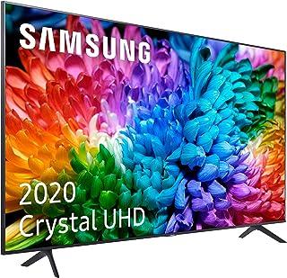 """Samsung UHD 2020 55TU7105- Smart TV de 55"""" 4K, HDR 10+, Crystal Display, Procesador 4K, PurColor, Sonido Inteligente, Func..."""